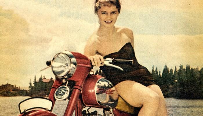 TOP 5 najbardziej popularnych u nas motocykli importowych z przełomu lat 50. i 60.