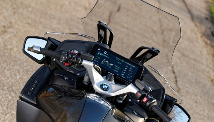 2021 bmw r1250rt dashboard z