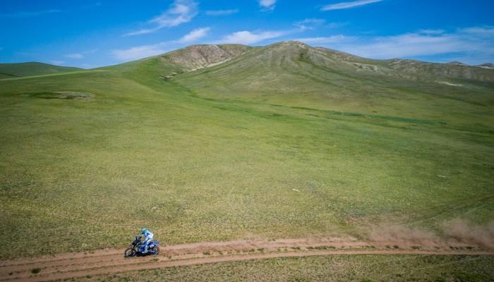 Silk Way Rally 2021 z nową klasą G-MOTO Challenge