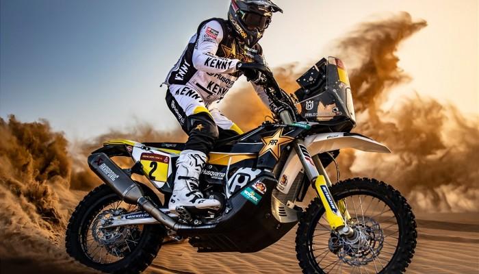 Pablo Quintanilla rozstaje się z Rockstar Energy Husqvarna Racing