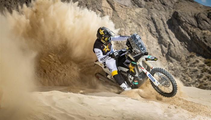 Skyler Howes w Rockstar Energy Husqvarna Factory Racing do 2023 roku