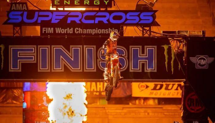 AMA Supercross: Wyniki finałowej rundy sezonu 2021 [VIDEO]