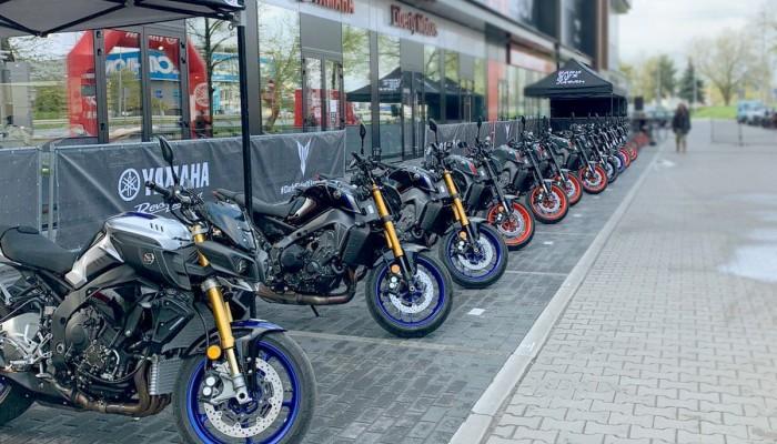Yamaha POLand Position Piaseczno MT Tour 2021 z