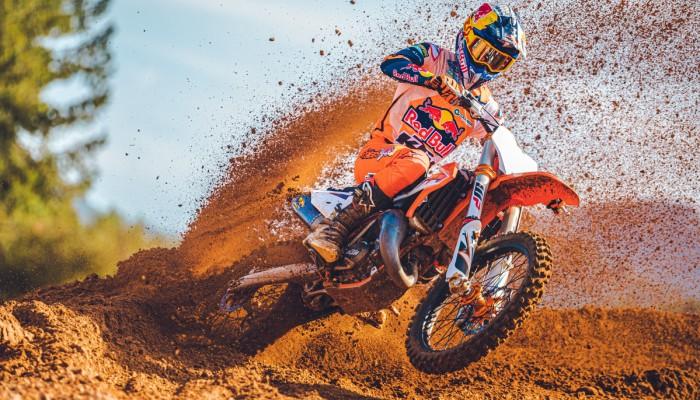 Nowe motocrossowe modele KTM'a na 2022 już dostępne [VIDEO]