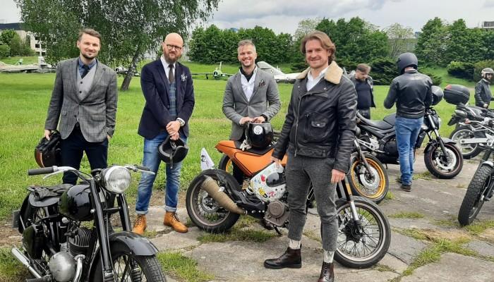The Distinguished Gentleman's Ride 2021 - relacja z Krakowa