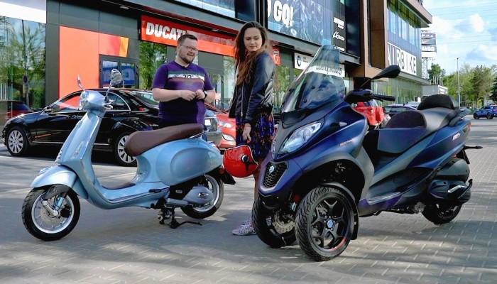 Jakie motocykle na prawo jazdy kategorii B? Szukamy najlepszego skutera na samochodowe prawo jazdy