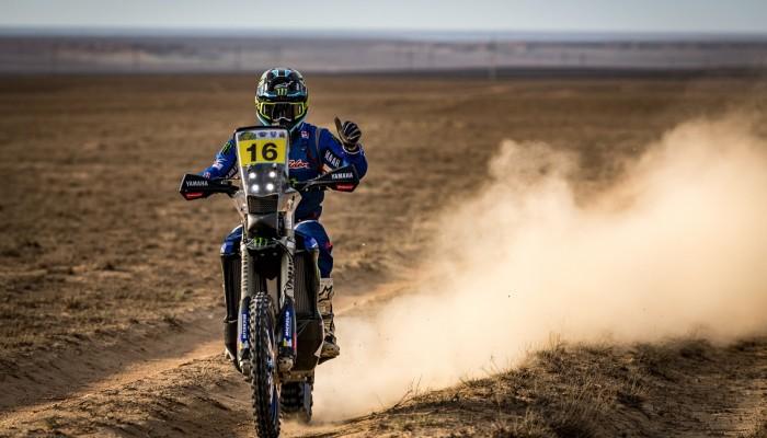Wyniki finałowego etapu Rajdu Kazachstanu. Rafał Sonik na drugim miejscu podium!