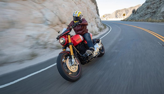 Arch Motorcycle - motocykle od Keanu Reevesa, jak je kupić? Oto moja przygoda