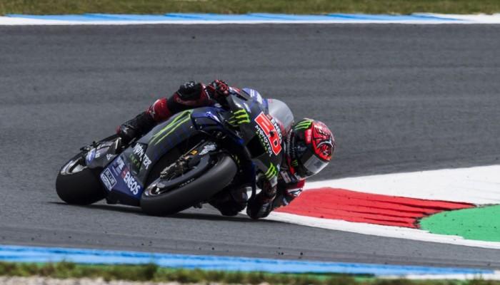 MotoGP 2021: Fabio Quartararo wygrywa wyścig MotoGP w Assen