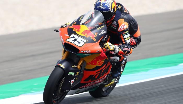 MotoGP 2021: Raul Fernandez wygrywa wyścig Moto2 w Motul TT Assen