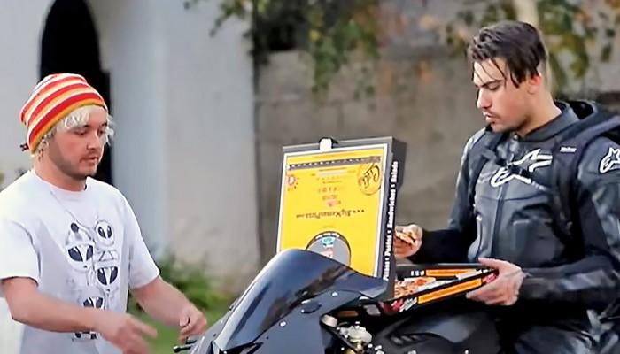 co powinien jesc motocyklista z