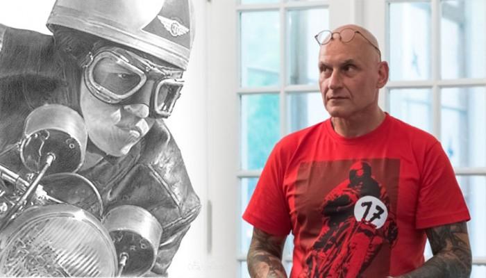 Motocykle i sztuka. Przypadek Igora Szablewskiego