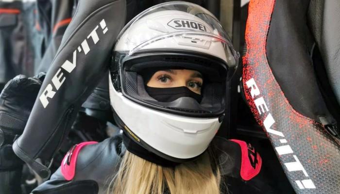 Motocyklova - Strefa Kobiet