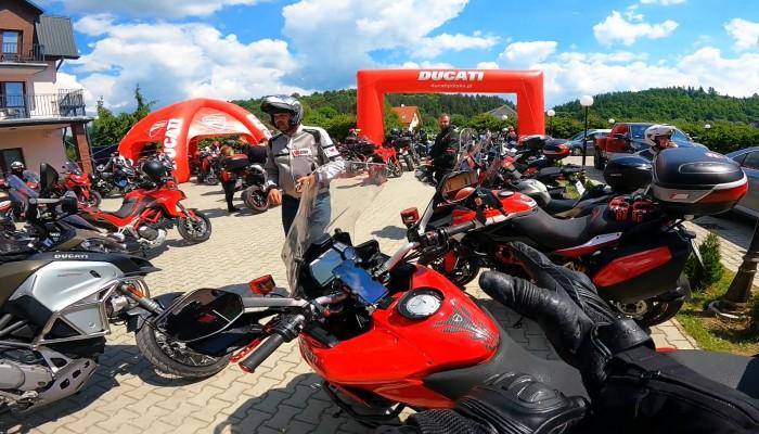 Zlot właścicieli Ducati Multistrada 2021. Co działo się w Lesku i dlaczego za rok też tam będę