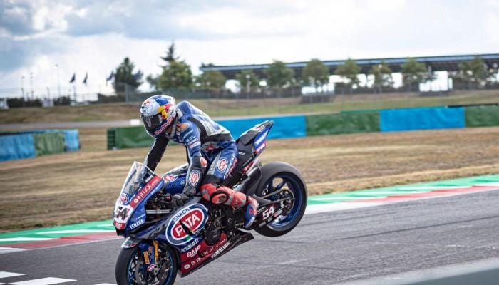 WSBK 2021: Toprak Razgatlioglu wygrywa pierwszy wyścig Superbike na torze Magny-Cours we Francji