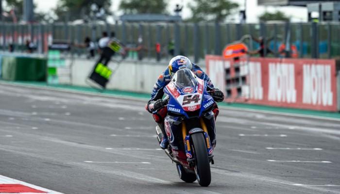 WSBK 2021: Toprak Razgatlioglu wygrywa drugi wyścig Superbike na torze Magny-Cours we Francji