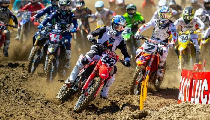 AMA Pro Motocross: wyniki przedostatniej rundy sezonu. Ferrandis z tytułem mistrzowskim [VIDEO]