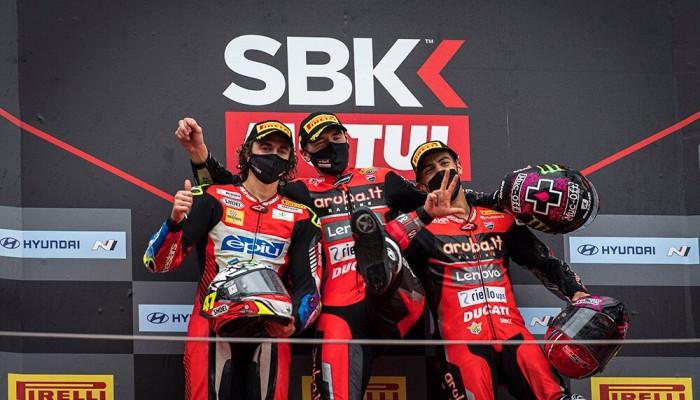 WSBK 2021: Scott Redding wygrywa pierwszy wyścig Superbike na torze Circuit de Barcelona-Catalunya