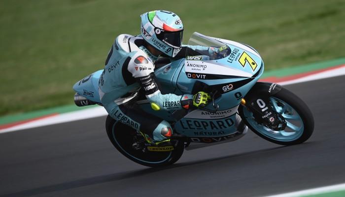 MotoGP 2021: Dennis Foggia wygrywa wyścig Moto3 o Grand Prix San Marino na torze Misano