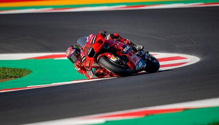 MotoGP 2021: Francesco Bagnaia wygrywa wyścig MotoGP o Grand Prix San Marino na Misano World Circuit