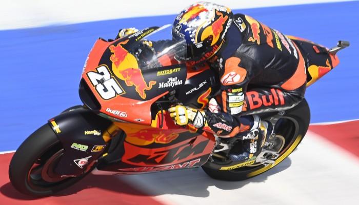 MotoGP 2021: Raul Fernandez wygrywa wyścig Moto2 o Grand Prix San Marino na torze Misano World Circuit
