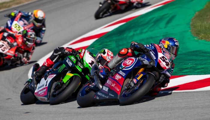 WSBK 2021: Michael Ruben Rinaldi wygrywa drugi wyścig Superbike na Circuit de Barcelona-Catalunya