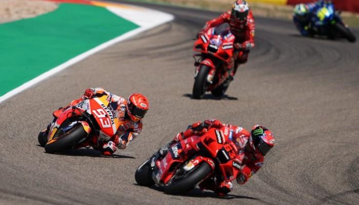 Wyciek kalendarza MotoGP 2022 - będzie więcej rund i nowe tory