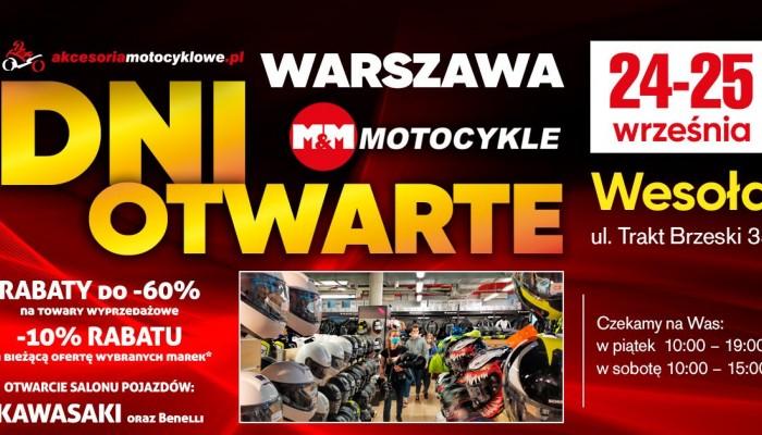 Dni Otwarte MM Motocykle z
