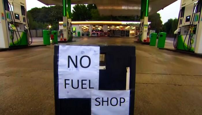 brak paliwa w uk 1 z