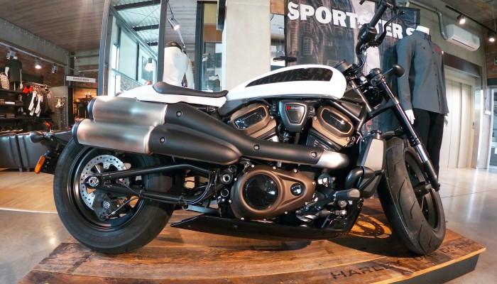 Harley Davidson Sportster S salon polska z