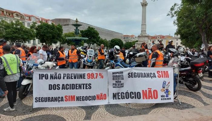 protesty portugalia z