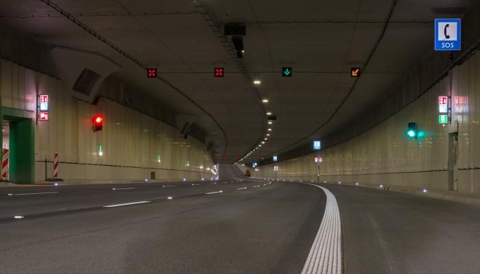 tunel pow z z
