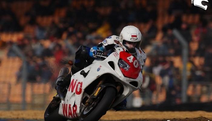 Wyścigi motocyklowe w Polsce - Kędzior i Oskaldowicz - historia się zaczyna