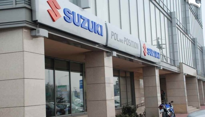 Nowy adres salonu Suzuki POLand POSITION