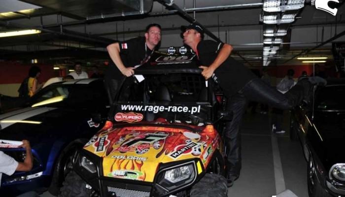 Rage Race, czyli spodziewaj się niespodziewanego!