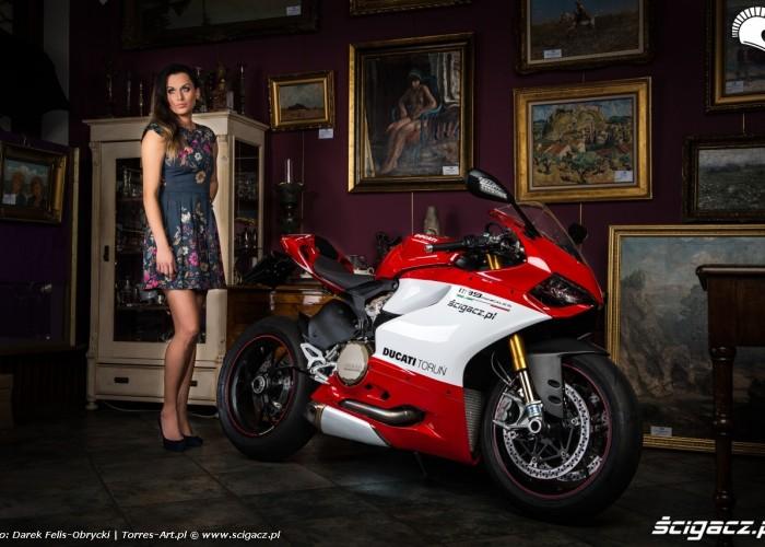 sesja Scigacz pl Adriana i Ducati Panigale S