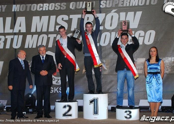 Mistrzowie Polski 2009 Enduro E2 E3