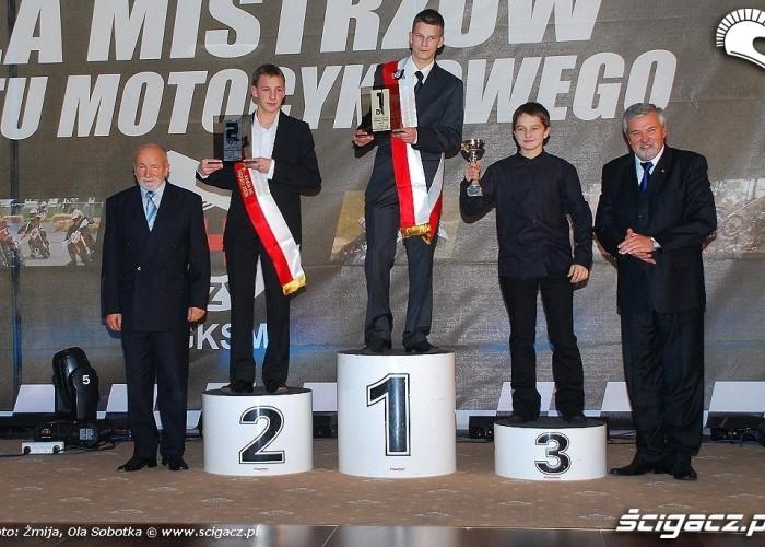 Mistrzowie Polski 2009 Enduro klasa 50