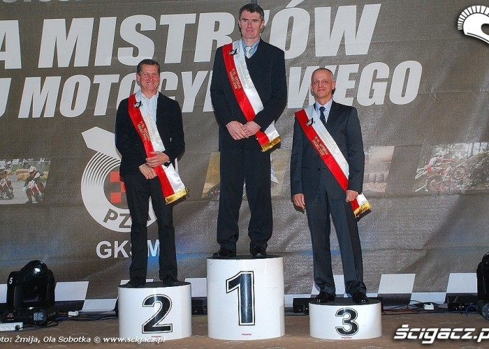 Mistrzowie Polski 2009 Enduro klasa Weteran