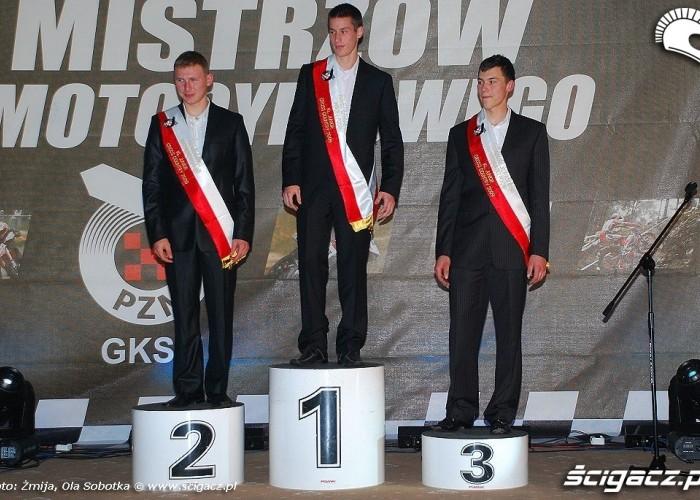 Mistrzowie Polski 2009 klasa Junior