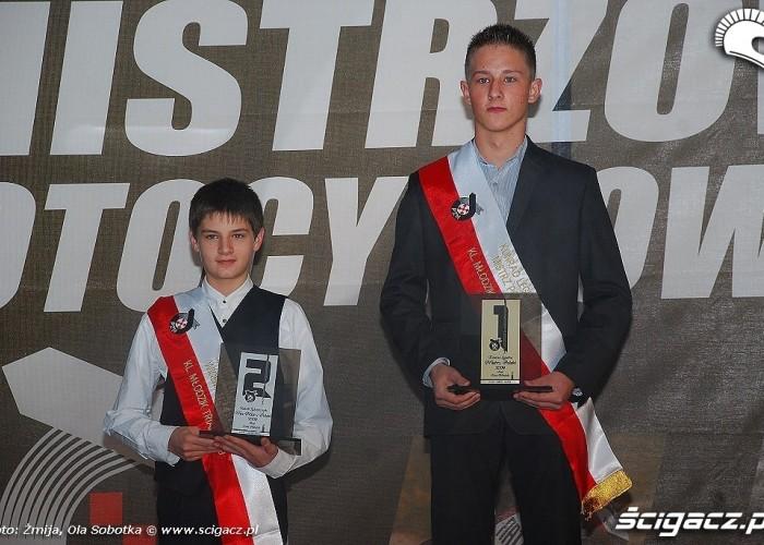 Mistrzowie Polski 2009 klasa Mlodzik Trial