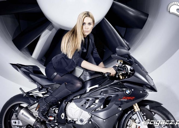 Porterfield na bmw s1000rr