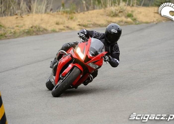 kontrola motocykla