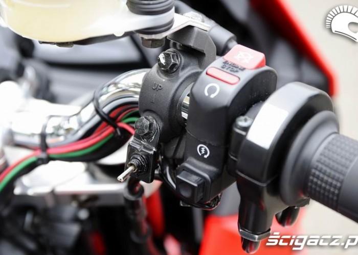modyfikacje Honda CBR600RR