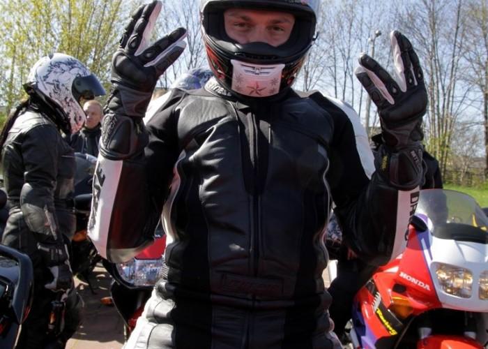 gotowy do jazdy honda fun safety redom 2010