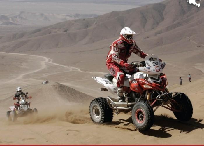 22 Rajd Dakar 2011 kalendarz Rafal Sonik
