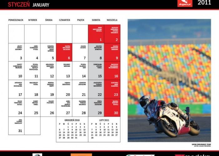 3 Kalendarz Scigacz pl styczen