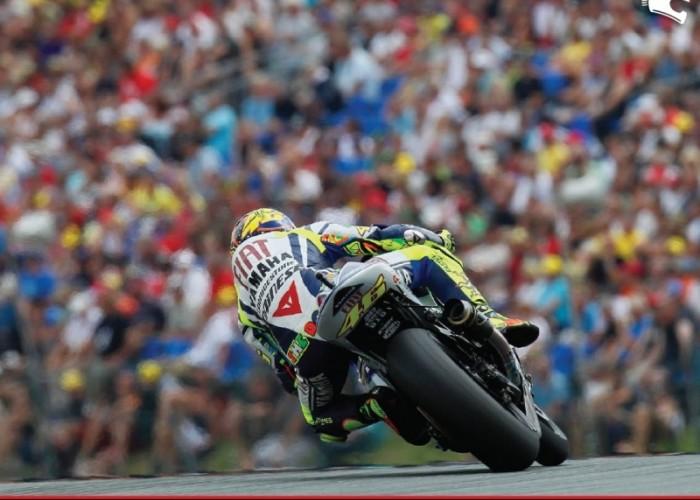 6 Valentino Rossi kalendarz motocyklowy