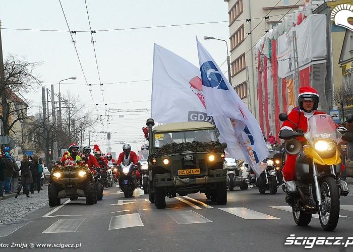 Przejazd Mikolajow Gdansk Dynia