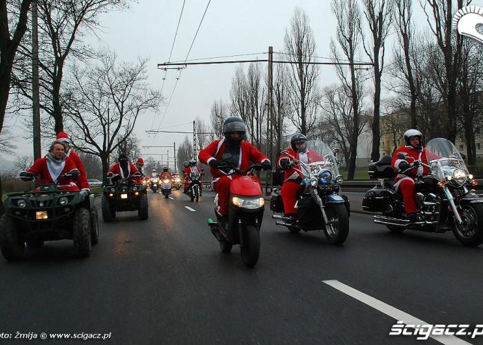 Przejazd Motocyklistow Gdansk Gdynia